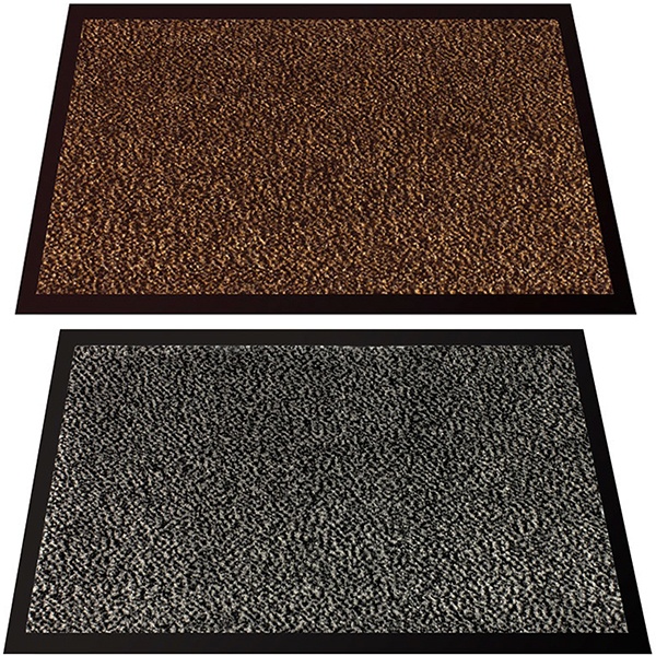 COMMERCIAL HEAVY DUTY WASHABLE DOOR MAT DOORMAT ANTI NON